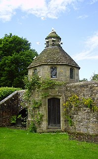Dovecote structure intended to house pigeons or doves