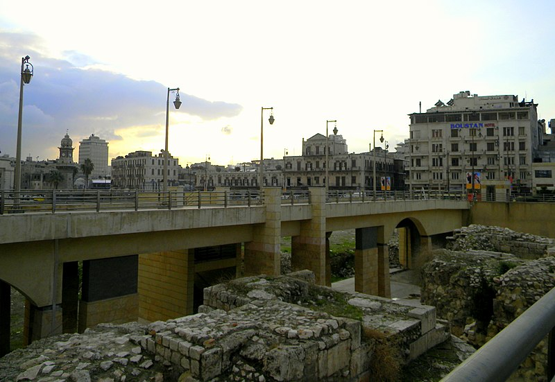 File:Downtown Aleppo 2011 resize.JPG