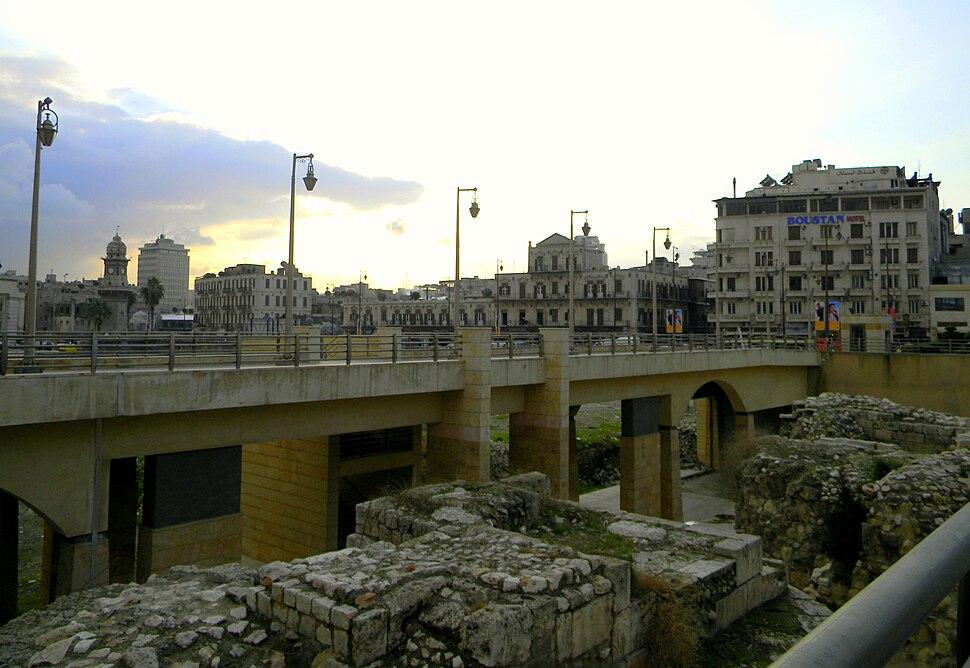 Downtown Aleppo 2011 resize