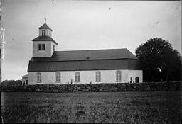 Drängsereds kirke 1918