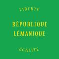 Drapeau de la République Lémanique.png