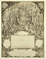 Drawing, Design for a title page or frotispiece dedicated to the Empress Maria Theresa, ca. 1742 (CH 18326003).jpg