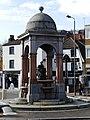 Drinking Fountain, Roehampton, April 2014 02.jpg
