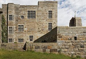 Castle Drogo - Image: Drogo wyrd 07