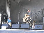Dubkings band performing at Cowes Week 2011.JPG