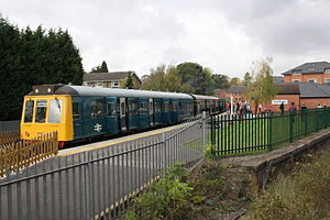 Duffield DMU on Ecclesbourne Valley Railway geograph-2647355-by-Roger-Templeman.jpg