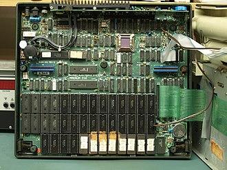 Dulmont Magnum - Dulmont Magnum Kookaburra Laptop PCB