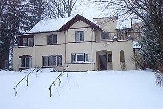 Dunfee House (Syracuse, New York) United States historic place