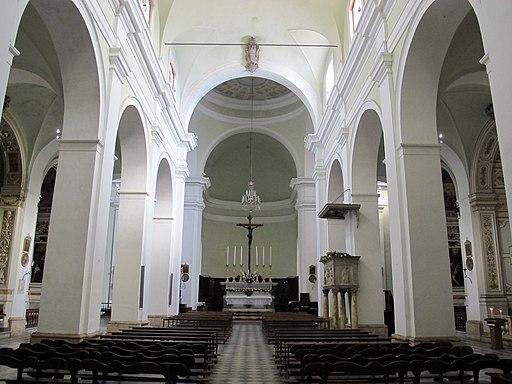 Duomo di Colle Val d'Elsa, interiore