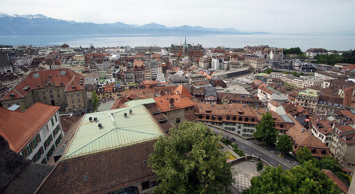 Lausanne wikip dia for Piscine lausanne