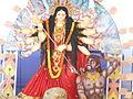Durga Puja 2013 at Jagannath Hall 001.jpg