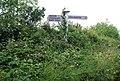Durlestone Cross, near Chillington - geograph.org.uk - 825728.jpg