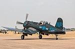 EGSU - Chance Vought F4U-5NL Corsair - F-AZEG (29591157058).jpg