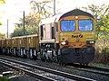 EMD Class 66 diesel locomotive - geograph.org.uk - 1572416.jpg