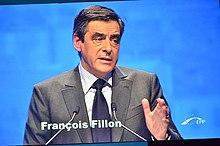 François Fillon parla al Congresso del PPE il 7 dicembre 2011