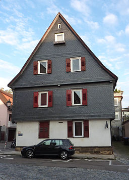 Zwerchstraße in Esslingen am Neckar