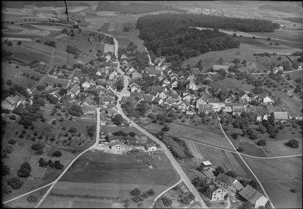 Aerial view (1953)