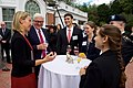 EU High Representative Mogherini and German Foreign Minister Steinmeier Speak With Students at Tufts University in Massachusetts (29902268705).jpg