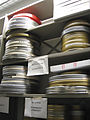 EYE Film Institute Netherlands - Film depot - 2014.JPG