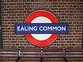 Ealing Common stn roundel.JPG