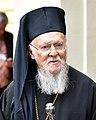 Ecumenical Patriarch Bartholomew, Archibishop of Constantinopole, Turkey (2019).jpg