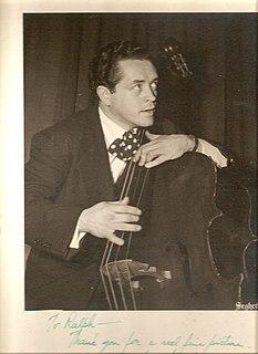 Eddie Safranski American musician