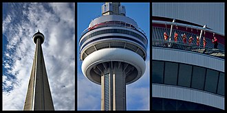 CN Tower - The EdgeWalk
