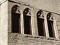 Edifici a la rue Terral cantonada amb la rue des Amandiers (Montpeller) - Finestres - 2.jpg