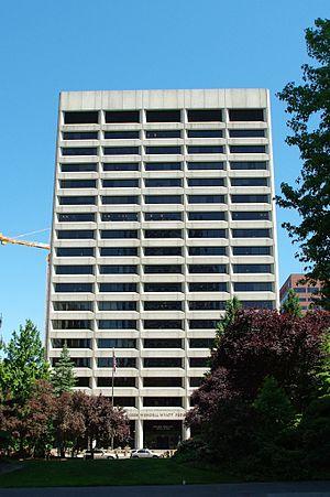 Federal Building - Edith Green – Wendell Wyatt Federal Building, Portland, Oregon