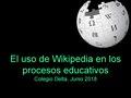 Educación y Wikipedia Colegio Delta Commons.pdf