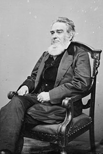 Edward Bates American politician, lawyer and judge