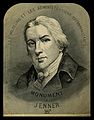 Edward Jenner. Wood engraving by W. Brown after J. R. Smith, Wellcome V0003080.jpg