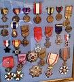 Edward Mann Lewis Medals.jpg