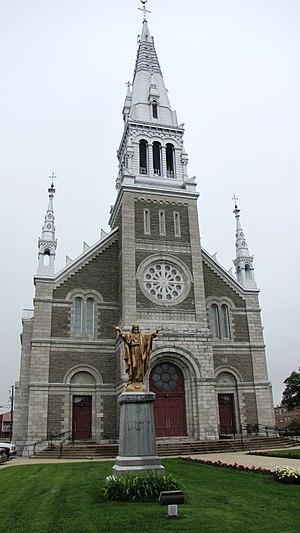 Saint-Lin–Laurentides - Church of St-Lin, 2009