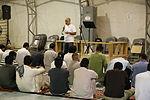 Eid al-Fitr ceremony held aboard Camp Leatherneck, Afghanistan 140728-M-KC435-001.jpg