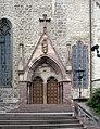 Eingangsportal der Altstadtkirche St. Mariä Heimsuchung in Warburg.JPG