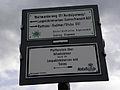 Eisenerz - Hinweisschild für Eisenerzer Wanderwege und den Weitwanderweg 01 Nordalpenweg.jpg