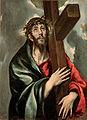 El Greco - Jesús con la Cruz a cuestas.jpg