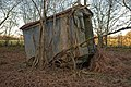 Elderly wagon in Brockwood Copse - geograph.org.uk - 631413.jpg