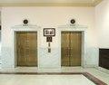 Elevator doors, Federal Building and U.S. Custom House, Denver, Colorado LCCN2010719102.tif