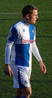 Eliot Richards Welsh footballer