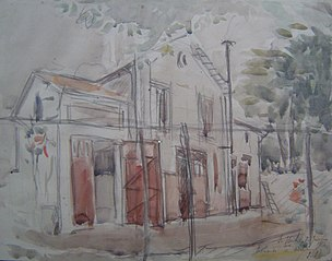 A Casa de Louise em Saint Hubert
