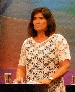 Elsebeth Mercedis Gunnleygsdóttir 2015.JPG