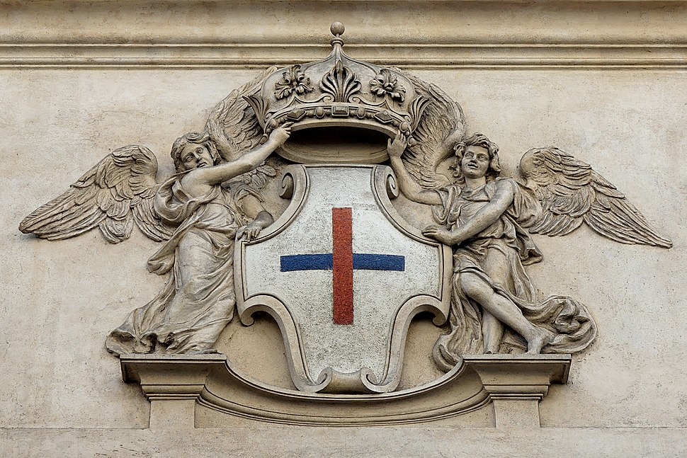 Emblem Trinitarian Order Rome