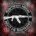 Emblem of Ukrainian-Russian-Belarusian neo-nazi movement «Misanthropic Division» (MD).jpg
