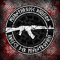 Emblem of Ukrainian-Russian-Belarusian neo-nazi movement «Misanthropic Division» (MD).jpg