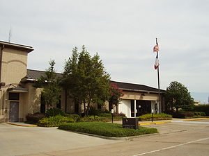 Jersey Village, Texas - Emergency Services and Fire Department Administration Building