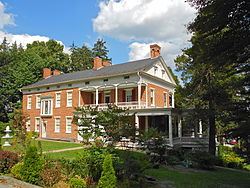 Emig Mansion at Emigsville