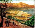 Emil Krausz Sizilianische Landschaft 1926.jpg