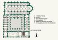 Emmaus Monastery - plan.png